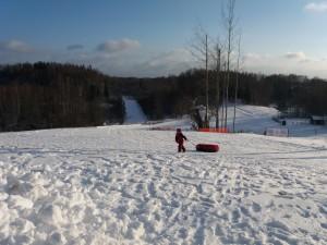 Snowtube, lumetuub